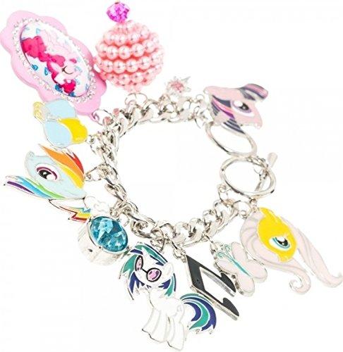 ng / Independent Sales My Little Pony Charm Bracelet Standard (Wicked Charm Bracelet)
