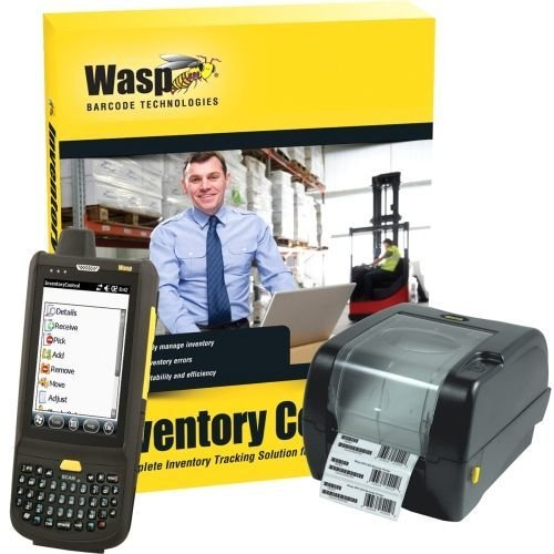 Wasp Barcode Inventory Control RF Pro, Inventory Tracking Solution with HC1 and WPL305