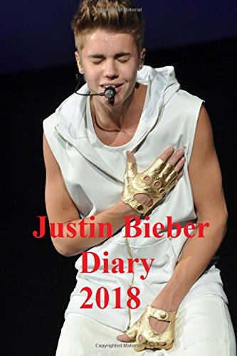 Justin Bieber Diary 2018.: Amazon.es: Butters., Kerry: Libros ...