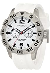 Nautica Men's N16603G Bfd 100 Multi Watch