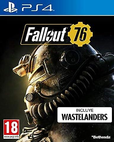 Fallout 76 Wastelanders PS4 ESP