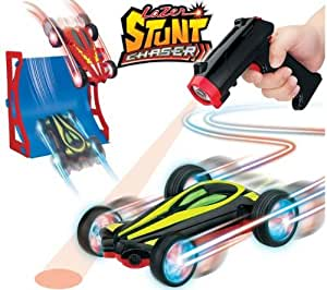 Lazer Stunt Chaser - car + remote and ramp (assortment)