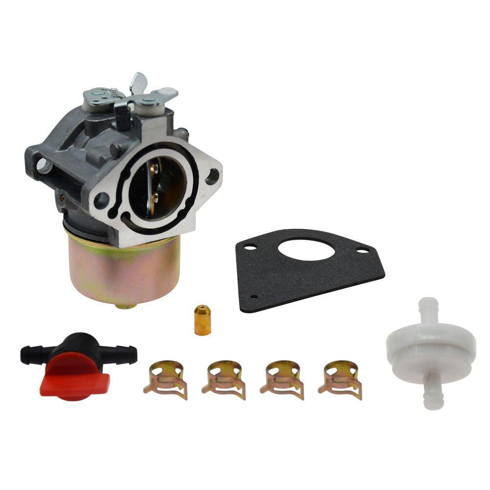 495782 Karbay New Carburetor For Briggs /& Stratton Models # 494894 495782 CARB
