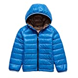 GETUBACK Kids Down Coat Warm Puffer Jacket with