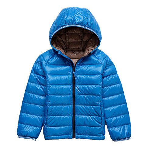 17e31c397 GetUBacK Kids Down Coat Warm Puffer Jacket With Hood - Import It All
