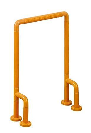 SSBY-Floor toilet handrail, nylon leg safety handrails, toilet ...