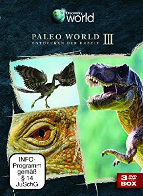 DVD * Paleo World III 3 DVD Box [Import allemand]