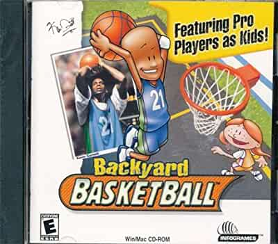 Amazon Com Backyard Basketball Video Games