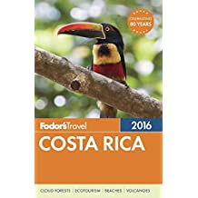 Fodor's Costa Rica 2016