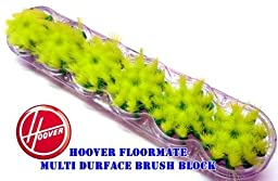 Hoover FloorMate All Purpose Brush Block For Models FH4005, FH40010, FH40015 AND FH40030