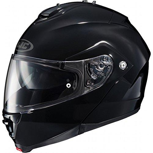 HJC IS-MAX Full Face Modular Black Helmet - 2X-Large ()