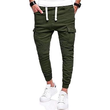 Pantalones Deportivos para Hombre De La Modernas Casual Moda con ...