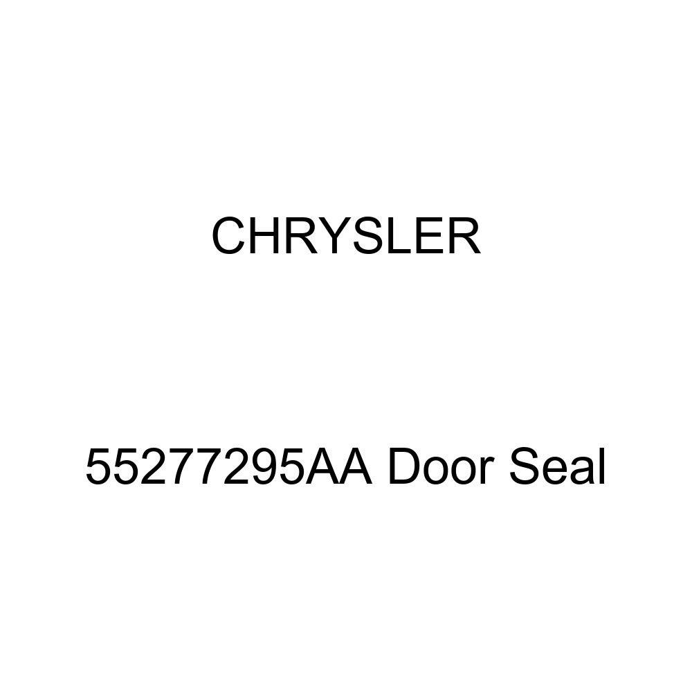 Genuine Chrysler 55277295AA Door Seal
