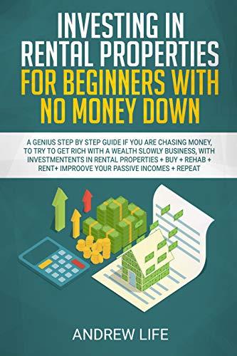 Rental Empire - Rental Property Investing For Beginners - Rental Property Profits: Rental Property Investing + Manage Your Day To Day - Income property - Airbnb Rental Investing -