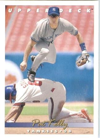 Amazoncom 1993 Upper Deck Baseball Card 215 Pat Kelly
