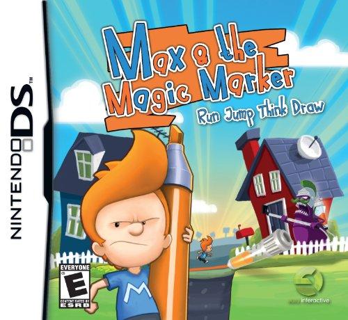 (Max & the Magic Marker - Nintendo DS)