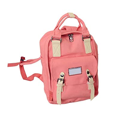Koalcom Outdoor Travel Teenagers Student School Backpack Girl Large ... 9a58fcc04bba2
