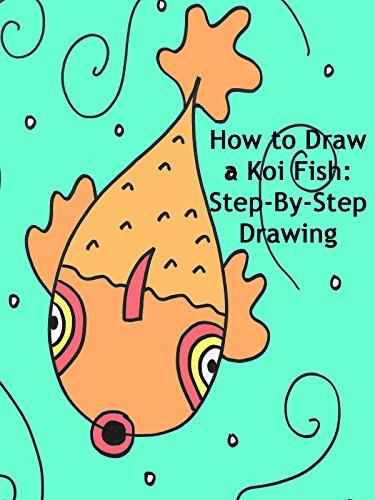 koi drawing - 7