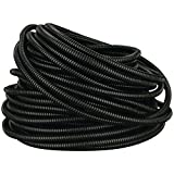 Install Bay SLT14 Split Loom 1/4-Inch 100 Foot Coil