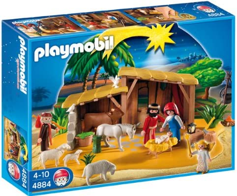 PLAYMOBIL - Belén, Set de Juego (4884)