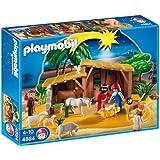 Playmobil - 4884 - Jeu de construction - Grande crèche