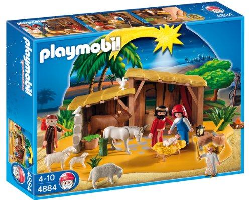 Playmobil - 4884 - Jeu de construction - Grande crèche B003AQBWOO
