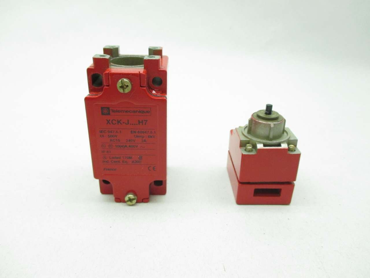 Telemecanique Xckj5970h7 Limit Switch 10a 300vac Fire Inc Restaurant System Parts Ansulstyle Dpdt Microswitch Industrial Scientific