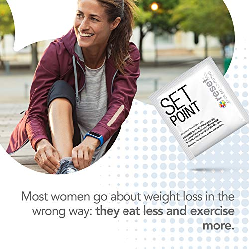 Reset360 Set Point Metabolism-Boosting, Weight Loss Nutritional Supplement, 1 Box with 30 Individual Packets by Reset360 (Image #5)