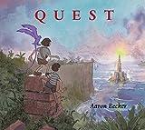 quest journey books - Quest (Aaron Becker's Wordless Trilogy)