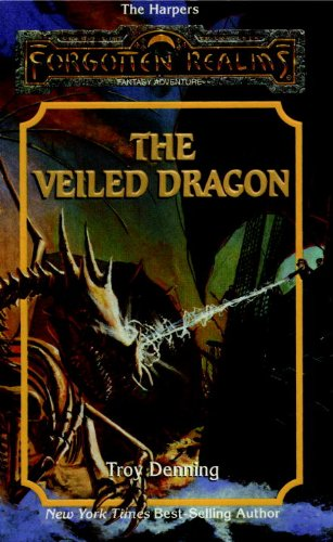 book cover of The Veiled Dragon
