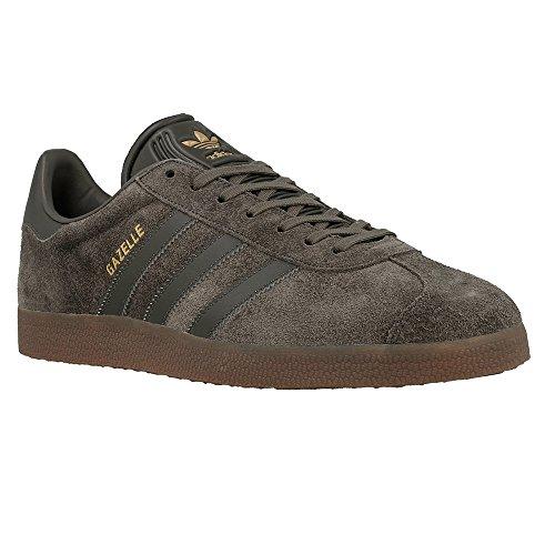 Gazelle gum Utility Utility adidas Grey Grey Sneakers Men's Casual Znq15
