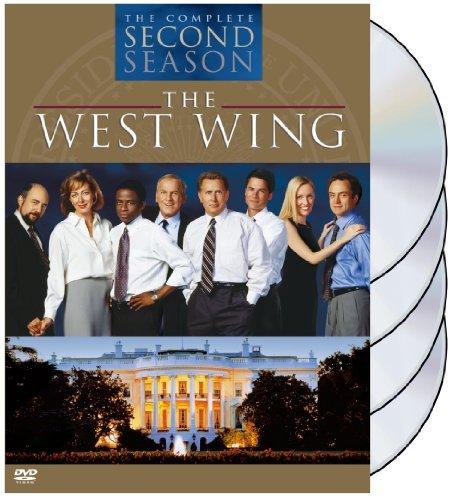 West Wing: Complete Second Season [DVD] [2001] [Region 1] [US Import] [NTSC]