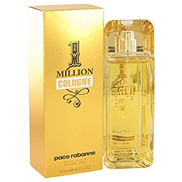 Amazoncom Paco Rabanne One Million Cologne Eau De Toilette Spray