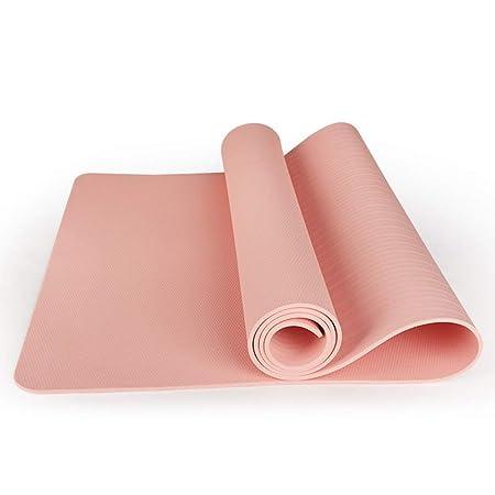 YCLOTH - Esterilla de Yoga para Principiantes, Grosor de 10 ...
