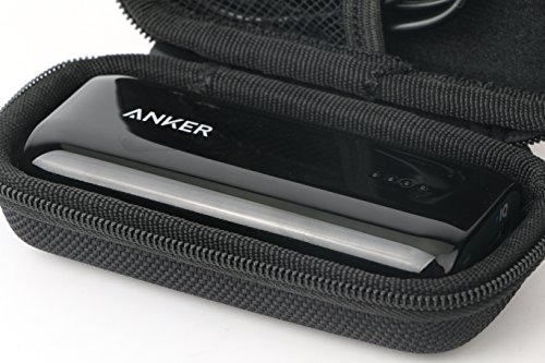 Khanka Hard Case for Anker Astro E1 5200mAh/6700mAh Candy bar-Sized Ultra Compact Portable Charger 5200 External Battery Power Bank