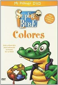 Super Bebe: Colores [DVD]