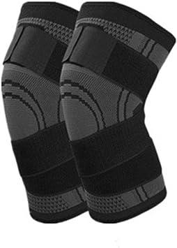 Meigold Rodilleras deportivas(1pcs), rodilleras de compresión ...
