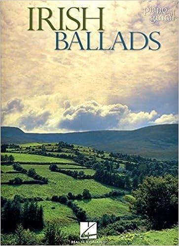 Amazon com: Irish Ballads (0884088069919): Hal Leonard Corp