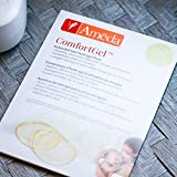 Ameda ComfortGel Soothing Breastfeeding Pads Nipple Therapy, Reusable Cooling Relief, Helps Provide Nipple Pain Relief