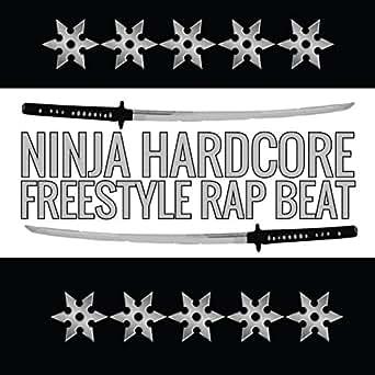 Ninja Hardcore Freestyle Rap Beat by AesUno on Amazon Music ...