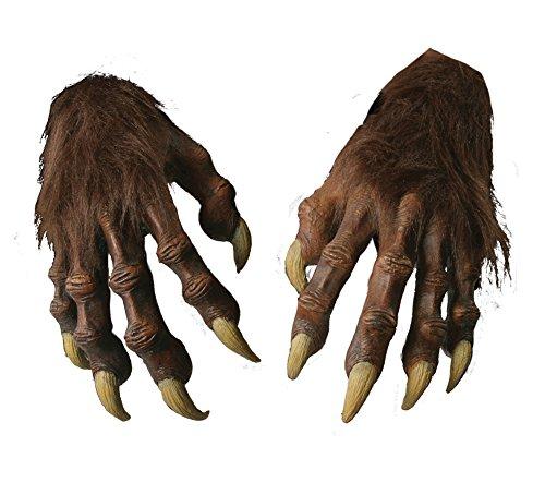 Werewolf Hands Halloween Costume