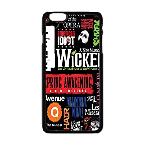 Wicked Cell Phone Case for Iphone 6 Plus