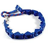 ZaZaTool XXL Size Perfect Dog Command Collar Training Pets Prong Choke Chain (no DVD)