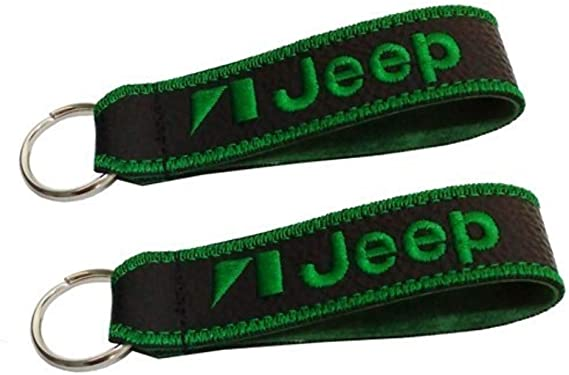 Jeep Doppelseitiger Schlüsselband 1 Stück Auto