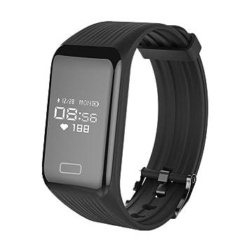 Coloré(TM) Montre Connectée, Y1 Fitness tension artérielle moniteur de fréquence cardiaque Oxygène Smart Watch Band Bracelet