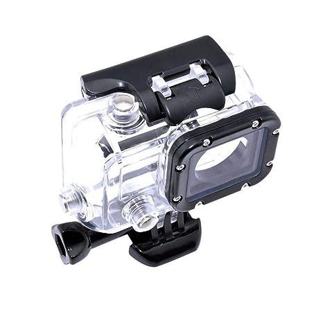 DuDuDu Para GoPro Hero 3 Protectora Caja Resistente al Agua ...
