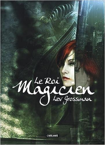 le roi magicien illustration de Frédéric Perrin