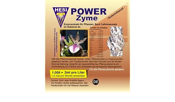 Extracto de Enzimas para Plantas / Cultivo HESI Power Zyme ...
