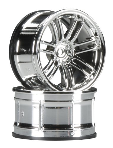 - HPI Racing 3341 LP32 RE30 Wheel Rays Volk Racing, Chrome (2)