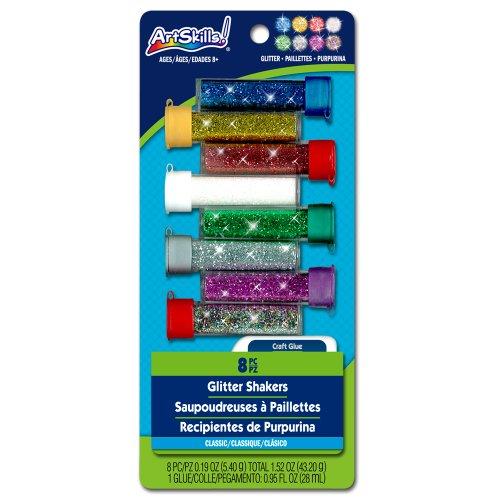 artskills-glitter-shakers-019-ounces-each-8-pieces-1-craft-glue-095-fluid-ounces-pa-1208